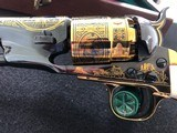 U.S. Historical Society Buffalo Bill Commemorative Colt Model 1860 .44 Caliber Percussion Revolver - 5 of 15