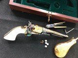 U.S. Historical Society Buffalo Bill Commemorative Colt Model 1860 .44 Caliber Percussion Revolver - 7 of 15
