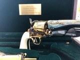 U.S. Historical Society Buffalo Bill Commemorative Colt Model 1860 .44 Caliber Percussion Revolver - 10 of 15
