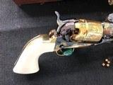 U.S. Historical Society Buffalo Bill Commemorative Colt Model 1860 .44 Caliber Percussion Revolver - 8 of 15