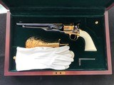 U.S. Historical Society Buffalo Bill Commemorative Colt Model 1860 .44 Caliber Percussion Revolver - 14 of 15