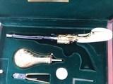 U.S. Historical Society Buffalo Bill Commemorative Colt Model 1860 .44 Caliber Percussion Revolver - 13 of 15
