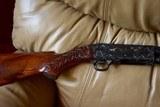 Arguably World's Most Beautiful Ithaca Model 37 20 Gauge Pump Shotgun
