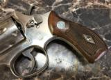 SMITH and WESSON Hand Ejector Nickel32 Long. - 5 of 10