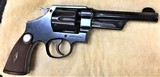 Smith & Wesson Model 38-44 HD Pre War