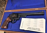 Smith and Wesson Model 25-5 .45LC