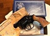 S&W SMITH & WESSON Model 10-7 2'' Blue ANIB