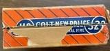 .32 Caliber Colt New Police Ammo US Cartridge Co Full Box - 3 of 9