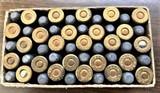 .32 Caliber Colt New Police Ammo US Cartridge Co Full Box - 2 of 9