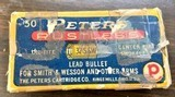 Peters .Vintage 32 Smith and Wesson Ammo. - 3 of 7