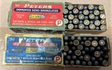 Peters .Vintage 32 Smith and Wesson Ammo. - 2 of 7