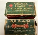 Remington .32S&W / 32S&W LongVintage Ammo - 1 of 5