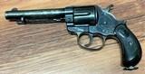 """1878 COLT Double Action Revolver .455.5"""""""