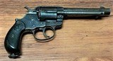 """1878 COLT Double Action Revolver .455.5"""" - 2 of 15"""