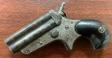 Sharps 4 Barrel Pepperbox Derringer .32 Rim.