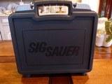 Sig Sauer custom shop 1911