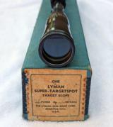 15 Power Lyman Super-Targetspot