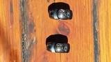 "Engraved Turn In Scope Rings for 1"" Diameter Scope"