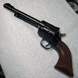 """Ruger Super """"Single-Six"""" .22 Caliber Revolver Old Style 3-Screw 1970 Serial Number 60-20537"""