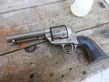Colt SAA .45 4.75 inch