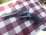 Colt SAA Single Action 4.75 inch 38Colt sent to Salt Lake City Hardware 1889