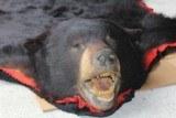 Black Bear Rug - 3 of 15