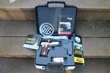 Sig Sauer P9389mm carry pistol