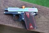 Sig Sauer P9389mm carry pistol - 3 of 10