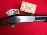 Remington Model 29 12 ga. Shotgun (Rare Find) - 1 of 5