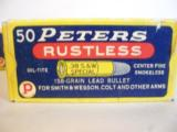 Peters Rustless 25 Automatic, 32 Colt Automatic, 38 S & W Spcial - 2 of 2