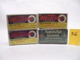 Remington Express and Western Lubaloy 380 Automatic Collector Shells - 1 of 1
