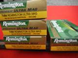 REMINGTON 7 MM ULTRA-MAG AMMO NEW, FACTORY - 1 of 1