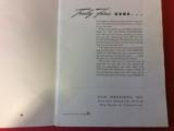 WINCHESTER MODEL 21INFORMATION & ORDERING BOOKLET - 2 of 5