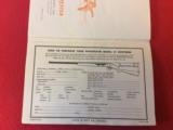 WINCHESTER MODEL 21INFORMATION & ORDERING BOOKLET - 5 of 5