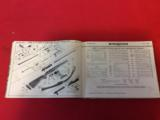 WINCHESTER PARTS & ACCESSORIES CTALOG 1956 - 3 of 3
