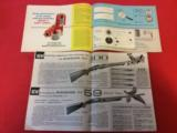 WINCHESTER 1960 & 1963 FIREARMS CATALOGS - 2 of 2