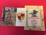 WINCHESTER 1960 & 1963 FIREARMS CATALOGS