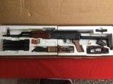KASSNER MODEL 85M HUNGARIAN MADE PRE-BAN AK-47 7.62X39