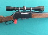 BROWNING BLR IN 243 CAL WITH 3X9 LEUPOLD VXII SCOPE