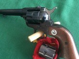 """RUGER SINGLE SIX 6 1/2"""" BARREL OLD MODEL CONVERTIBLE - 6 of 7"""