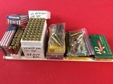 VARIOUS FACTORY AMMUNITION - 1 of 1