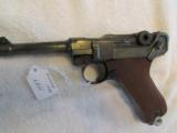 GERMAN LUGER POLICE - 1 of 5