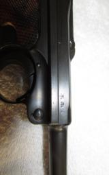 nazi marked luger - 1 of 5
