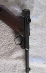 nazi marked luger - 2 of 5