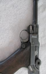 LUGER, German army, - 3 of 5