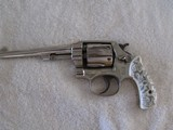 S/W, hand ejector