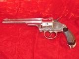 Merwin & Hulbert .38 5 shot 7 inch barrel with skull crusher butt