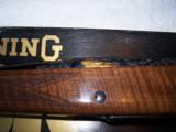 Browning BBR Elk Limited Edition NIB - 1 of 1