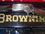Browning Model 1886 Hi-Grade Carbine NIB - 4 of 4