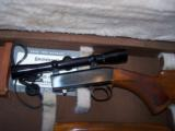 Browning SA ATD 22 Grade I/Airways Case and Browning Scope - 2 of 4